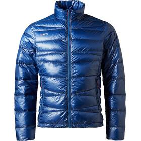 Yeti Strato Jas Heren blauw